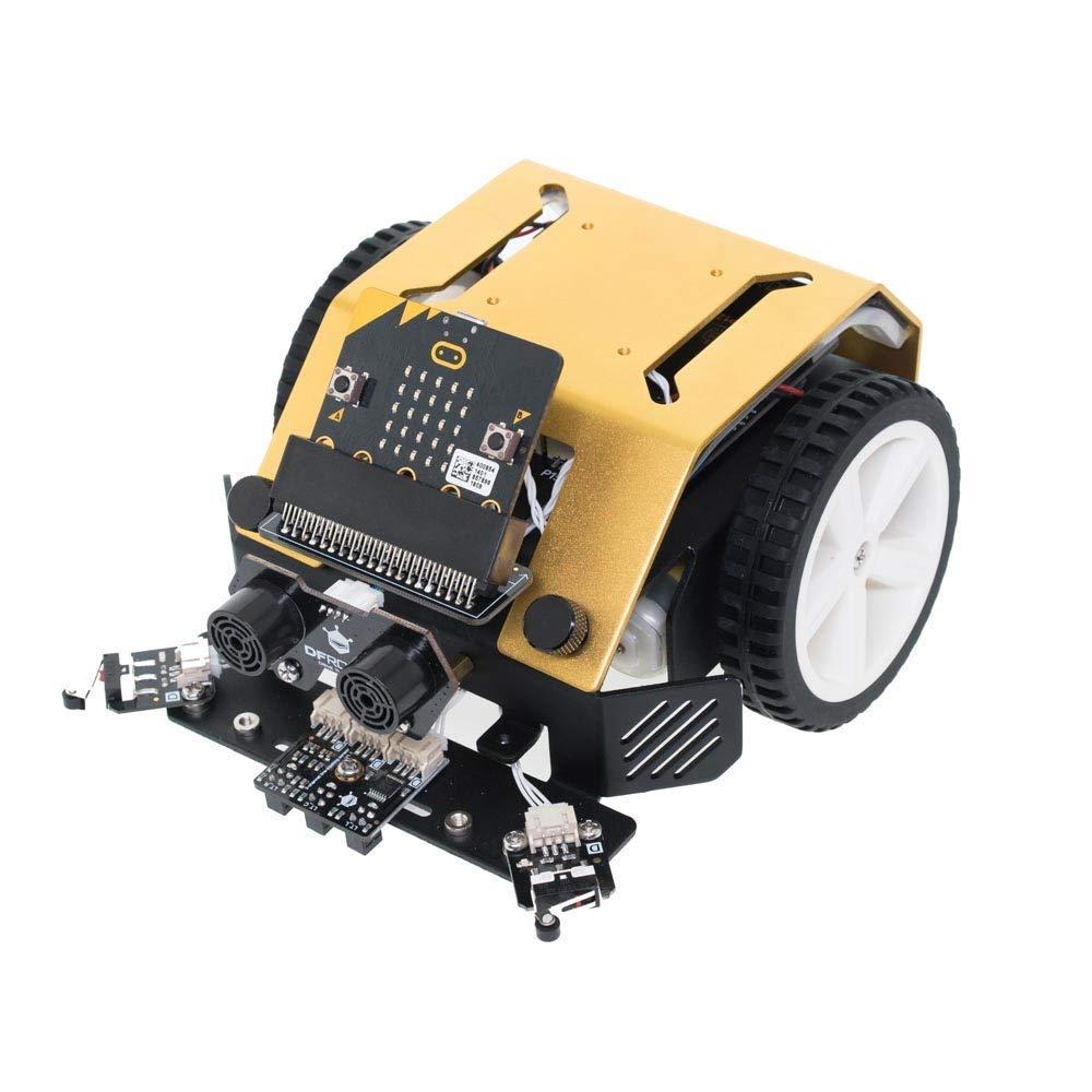 micro:bit robots – A PLAY EXPERIENCE MAKER'S WORK LOG ©2001